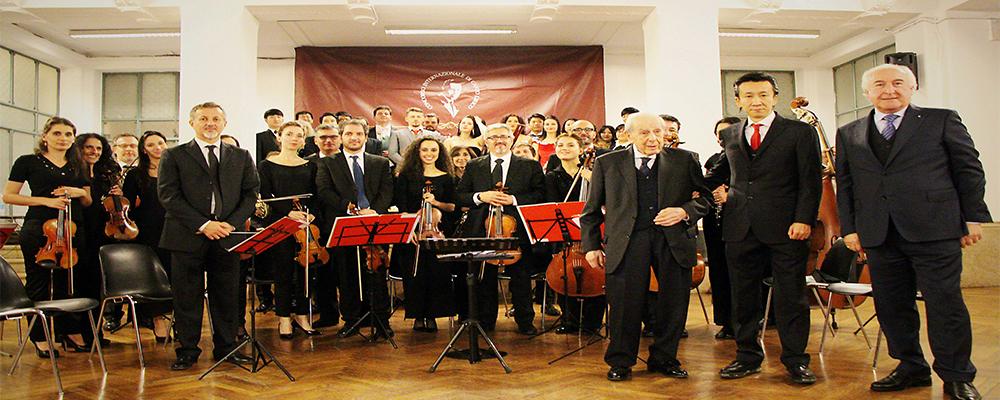 2°Concorso Internazionale di Canto Lirico Milano &